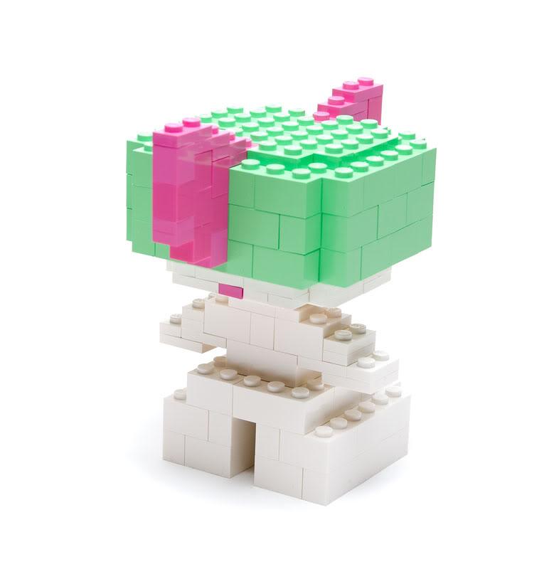 lego minifigures8 Weird Lego Creatures