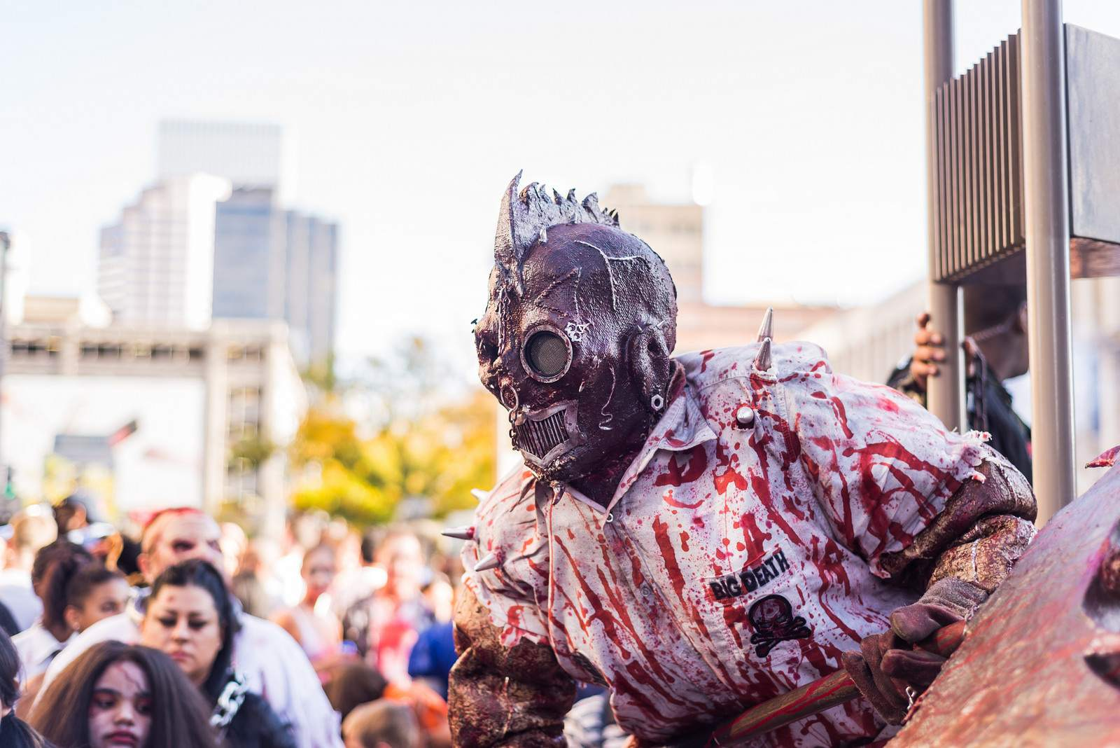 zombie crawl10 The Zombie Crawl in Downtown Denver