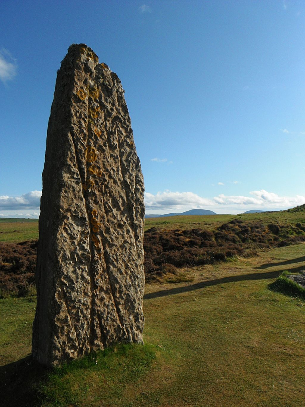 ring of brodgar2 Ancient sites   Ring of Brodgar in Ornkey