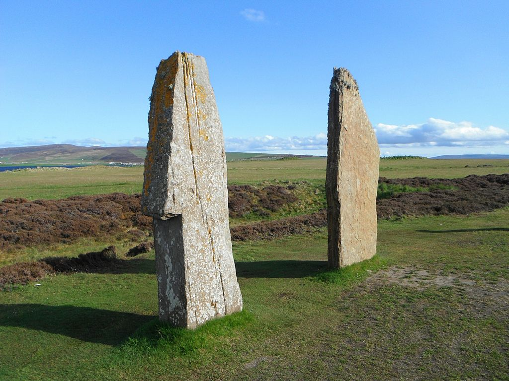 ring of brodgar5 Ancient sites   Ring of Brodgar in Ornkey
