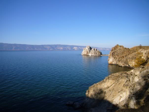 lake baikal4 The Baikal is the Deepest Lake in the World