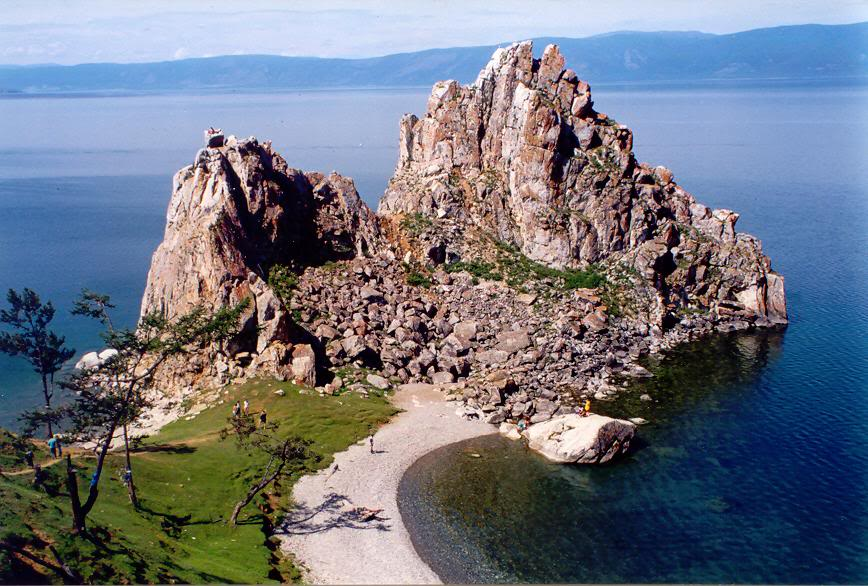 lake baikal5 The Baikal is the Deepest Lake in the World