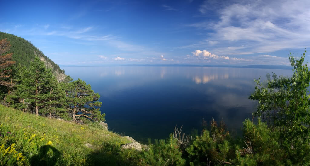 lake baikal6 The Baikal is the Deepest Lake in the World