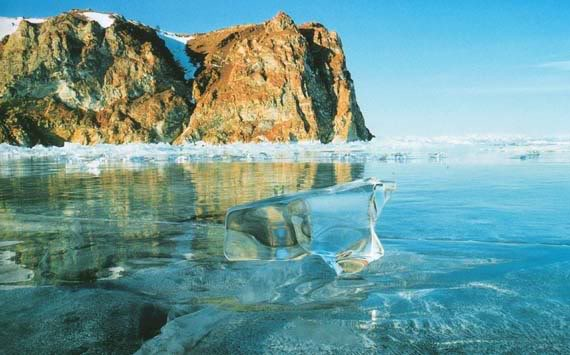 lake baikal7 The Baikal is the Deepest Lake in the World