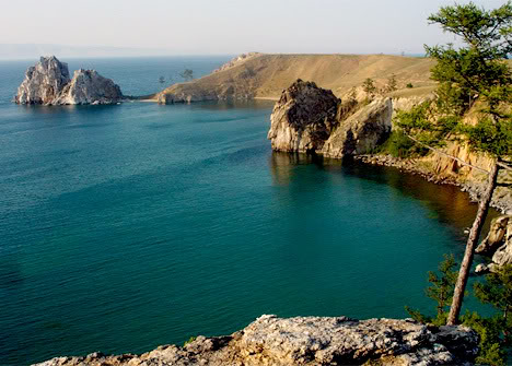 lake baikal8 The Baikal is the Deepest Lake in the World