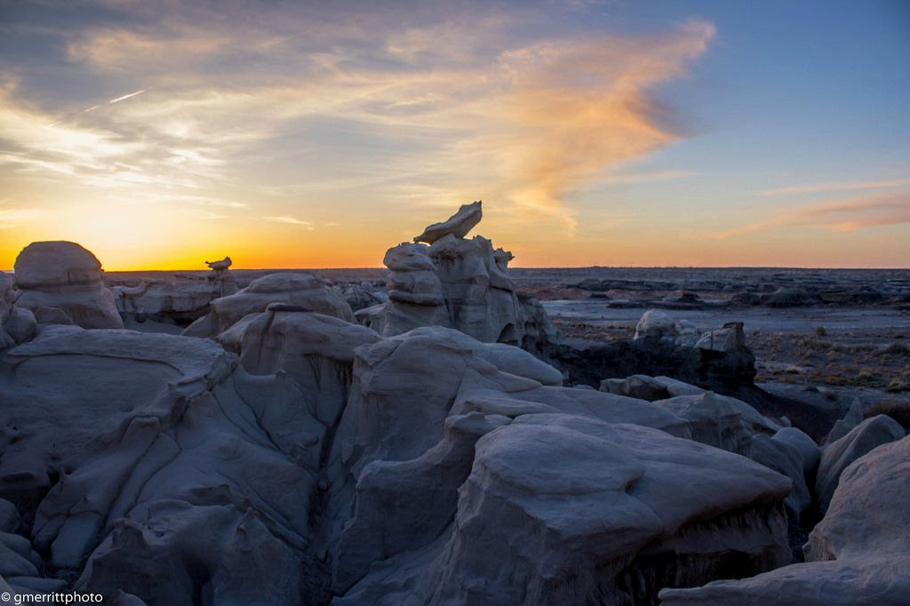 de na zin The Beautiful Bisti/De Na Zin Wilderness