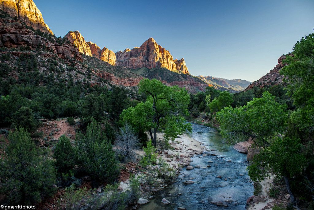 zion national park7 Best Photos of Zion National Park