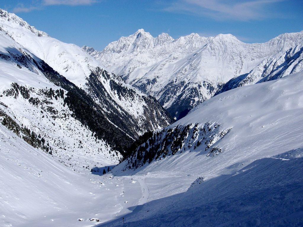 ski alps16 Best Skiing Holiday in Austrian Alps over Christmas
