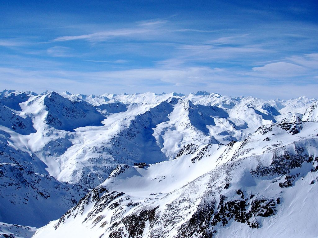 ski alps17 Best Skiing Holiday in Austrian Alps over Christmas