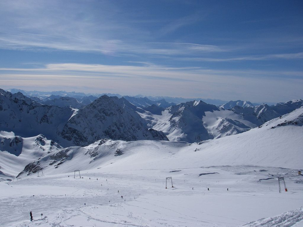 ski alps18 Best Skiing Holiday in Austrian Alps over Christmas