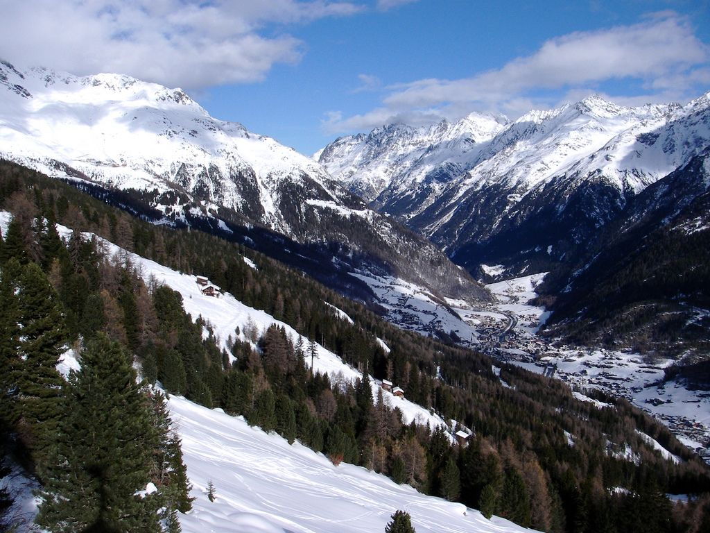 ski alps5 Best Skiing Holiday in Austrian Alps over Christmas
