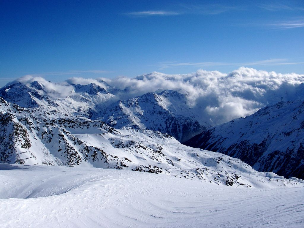 ski alps8 Best Skiing Holiday in Austrian Alps over Christmas