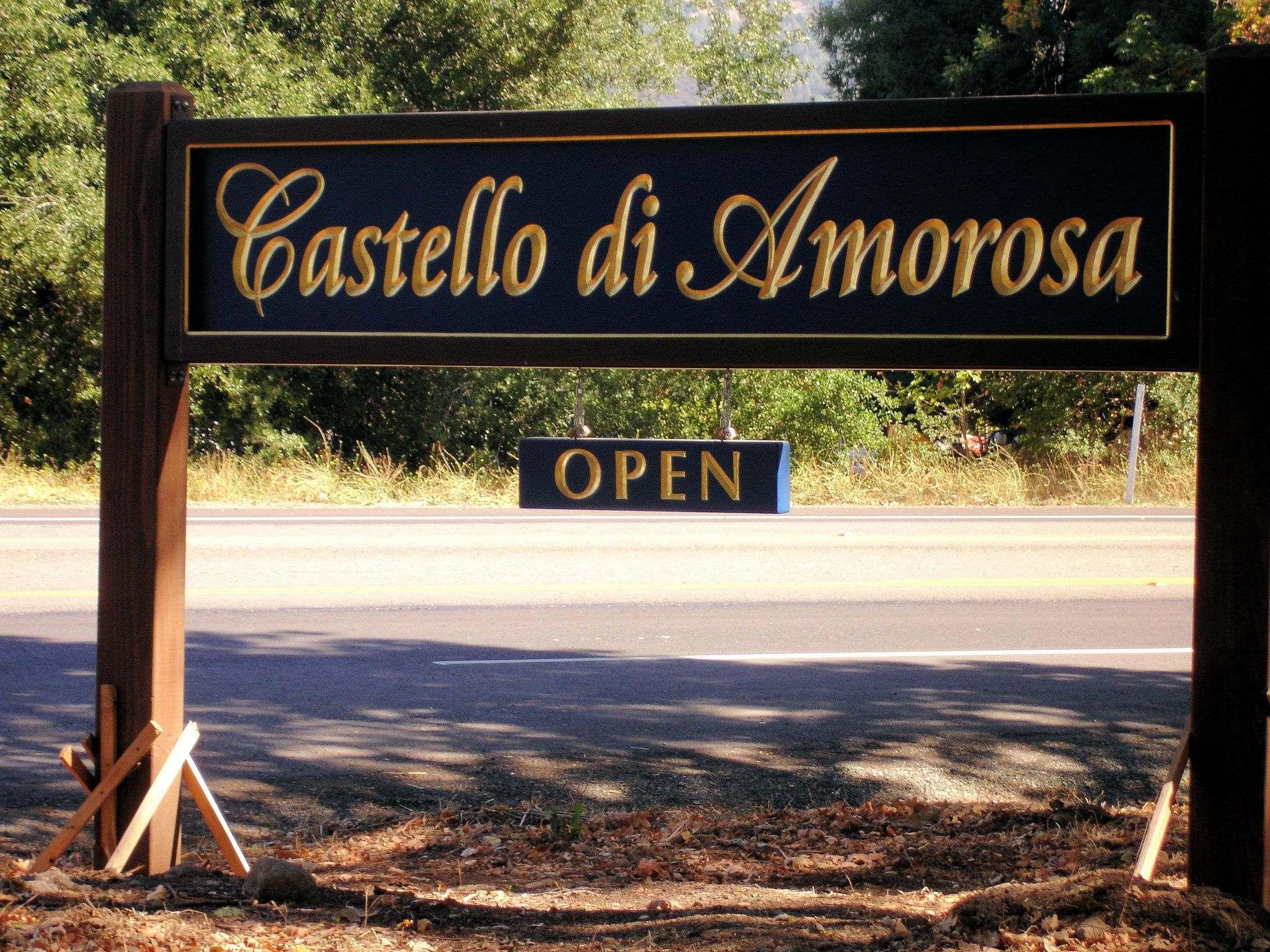 castello di amorosa14 Castello di Amorosa Winery in Napa Valley, California
