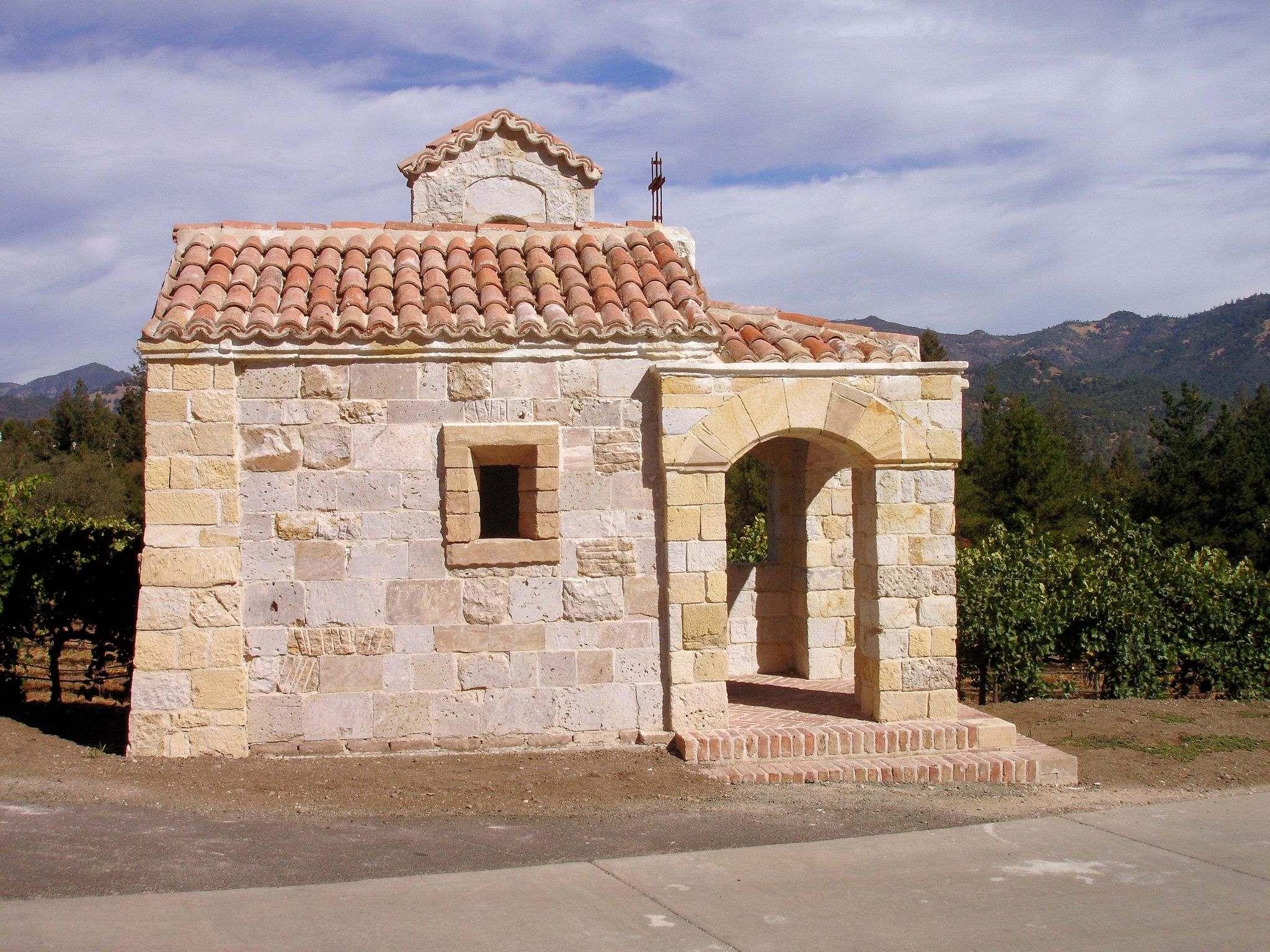 castello di amorosa4 Castello di Amorosa Winery in Napa Valley, California