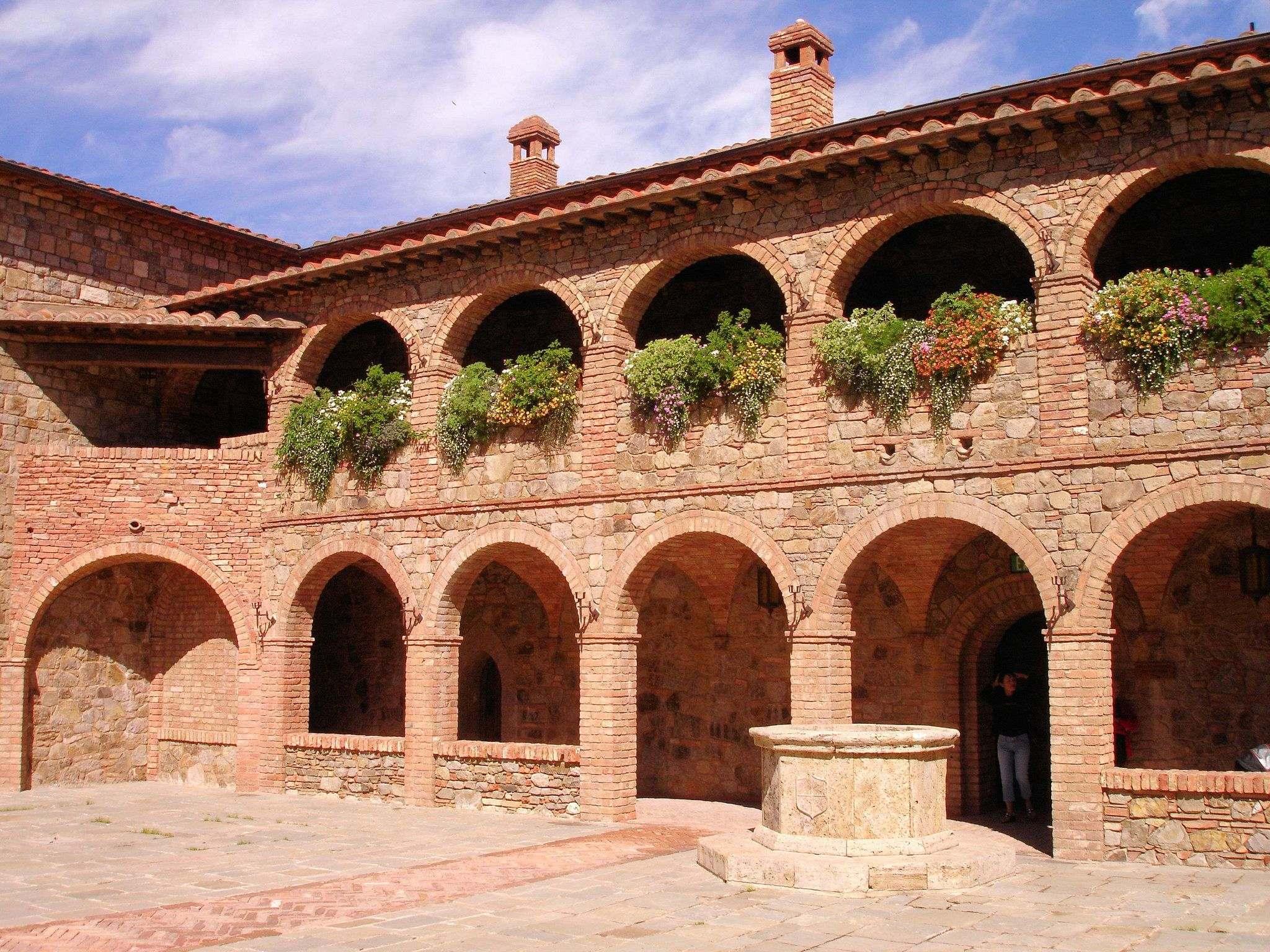 castello di amorosa8 Castello di Amorosa Winery in Napa Valley, California