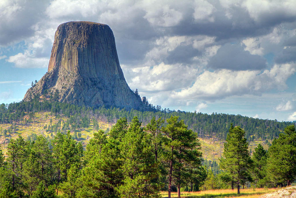 devils tower5 Devils Tower National Monument in Northeast Wyoming
