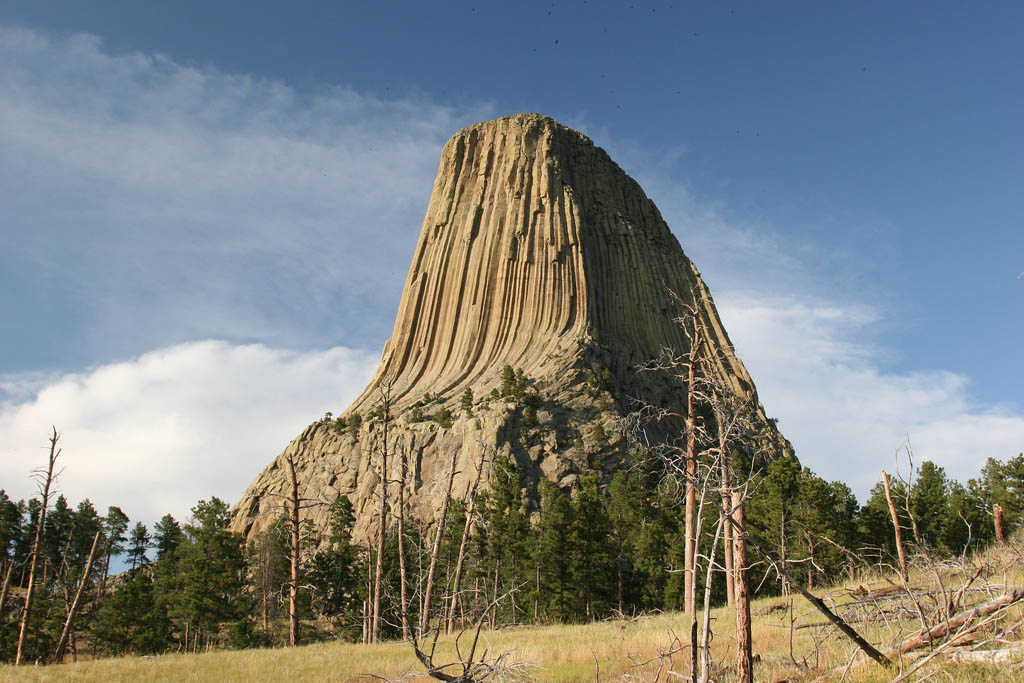 devils tower7 Devils Tower National Monument in Northeast Wyoming