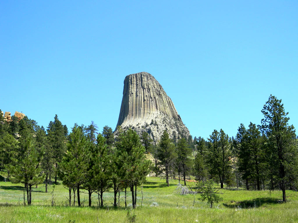 devils tower8 Devils Tower National Monument in Northeast Wyoming