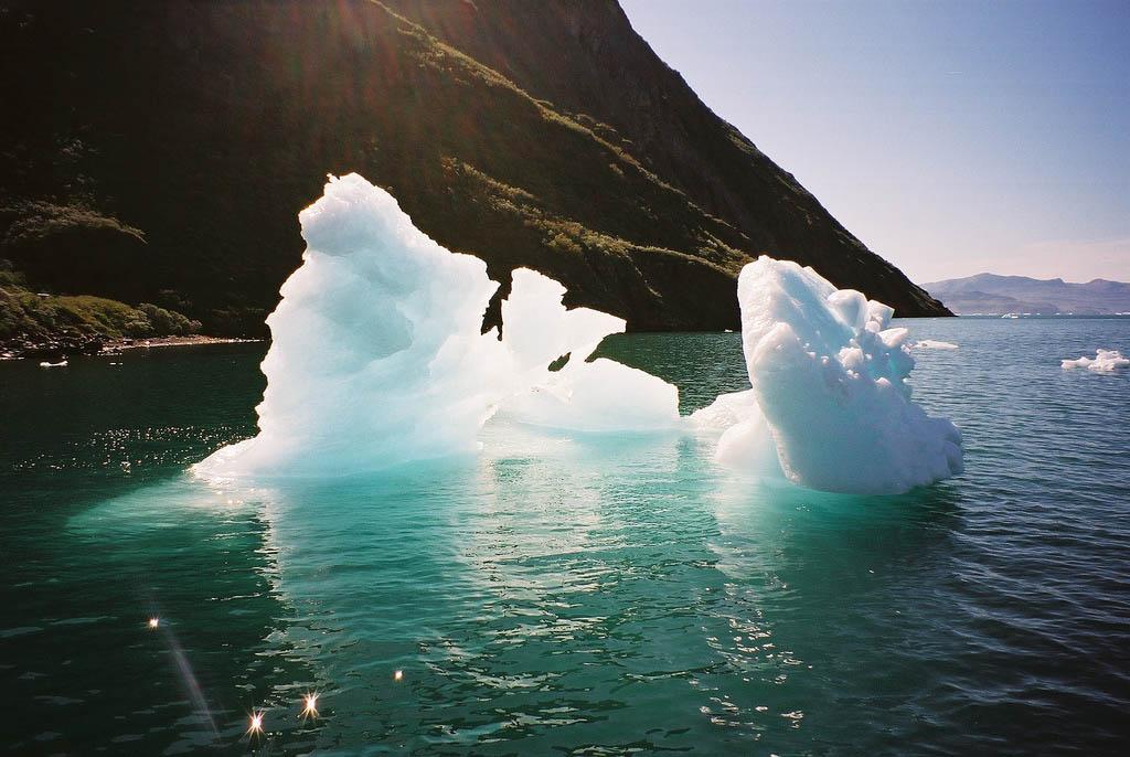 greenland glacier Greenland Glacier Melting Faster