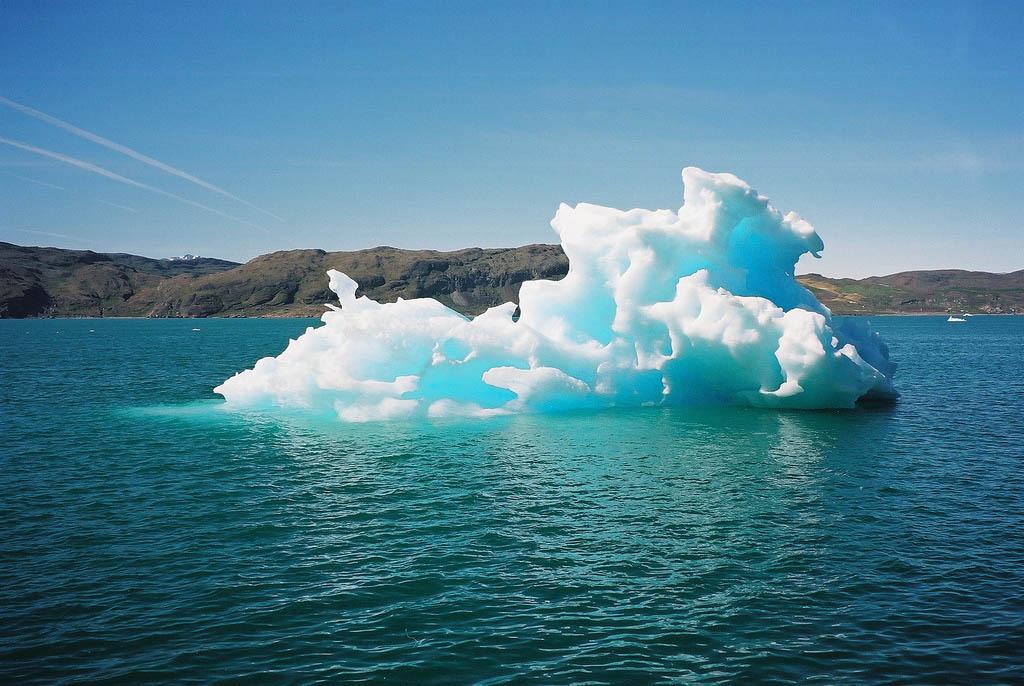 greenland glacier1 Greenland Glacier Melting Faster