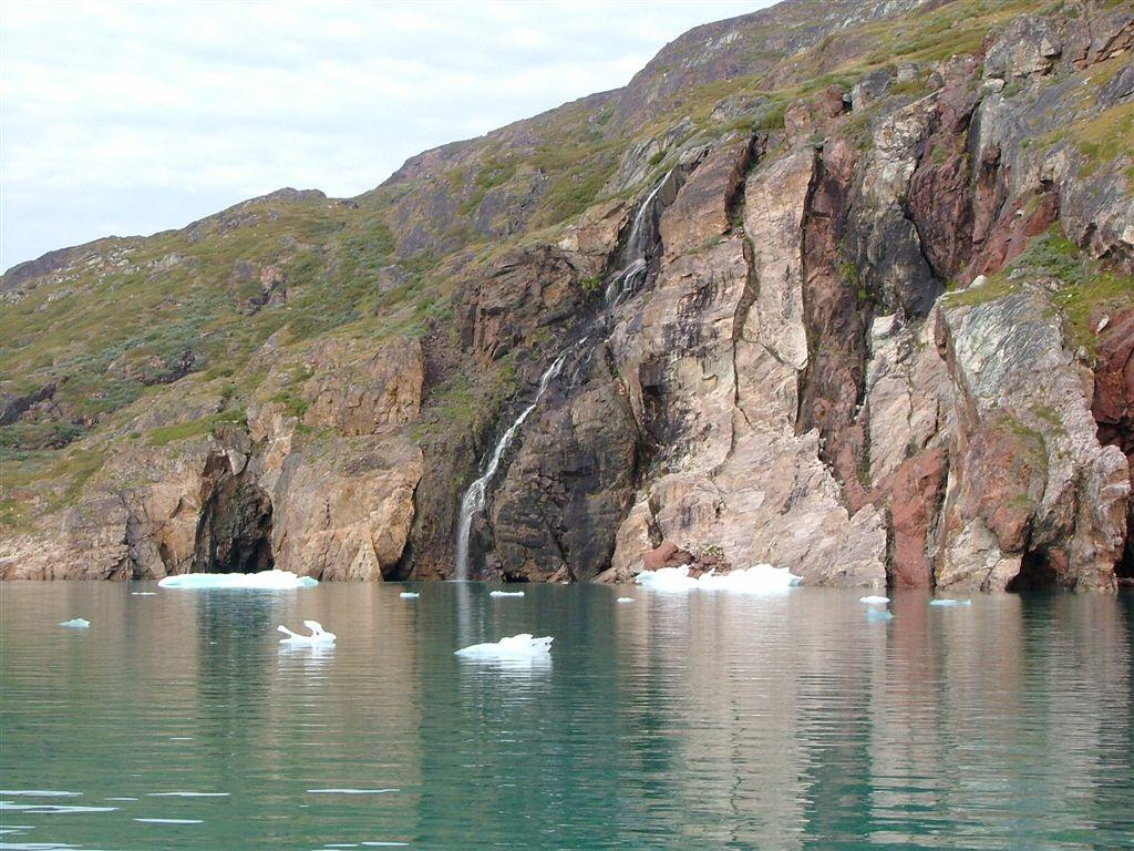 greenland glacier10 Greenland Glacier Melting Faster