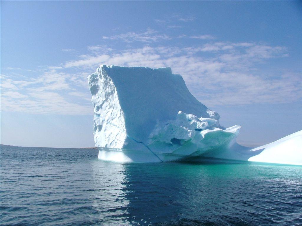 greenland glacier2 Greenland Glacier Melting Faster