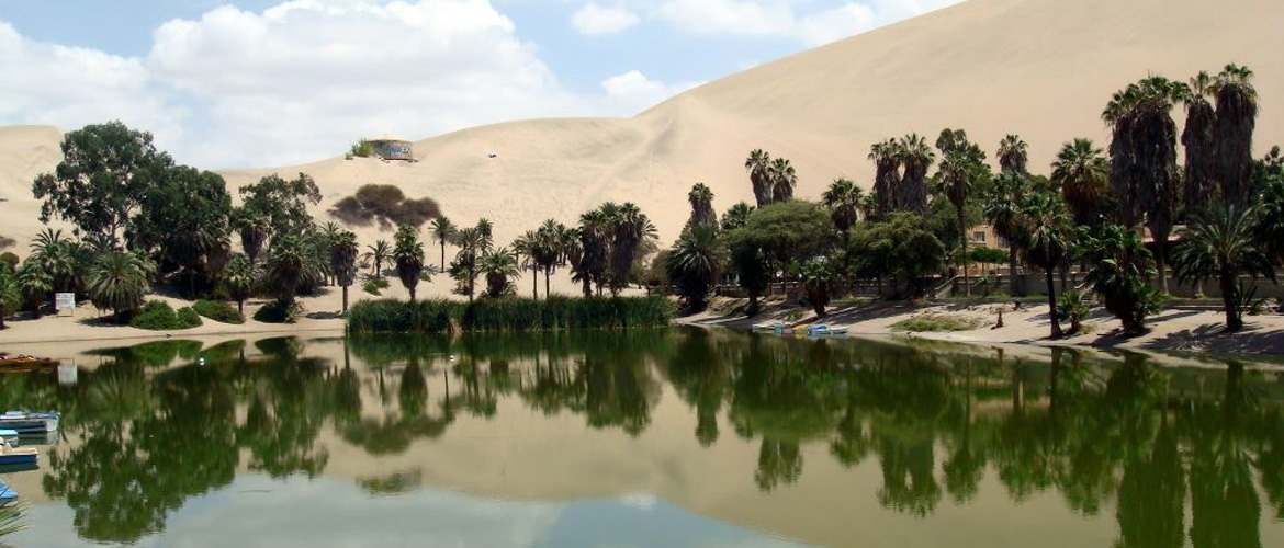 huacachina2 Huacachina   The Mystical Desert Oasis in Peru