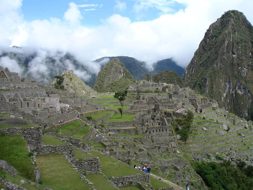 machu picchu1 Where is Machu Picchu ?