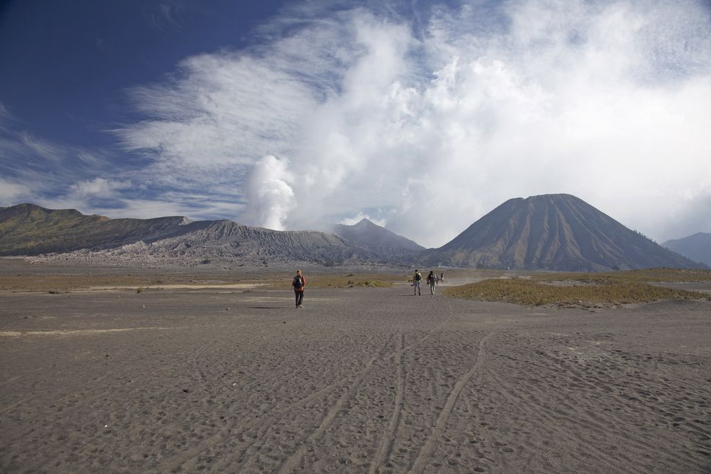 mount bromo The Magnificent Mount Bromo Volcano