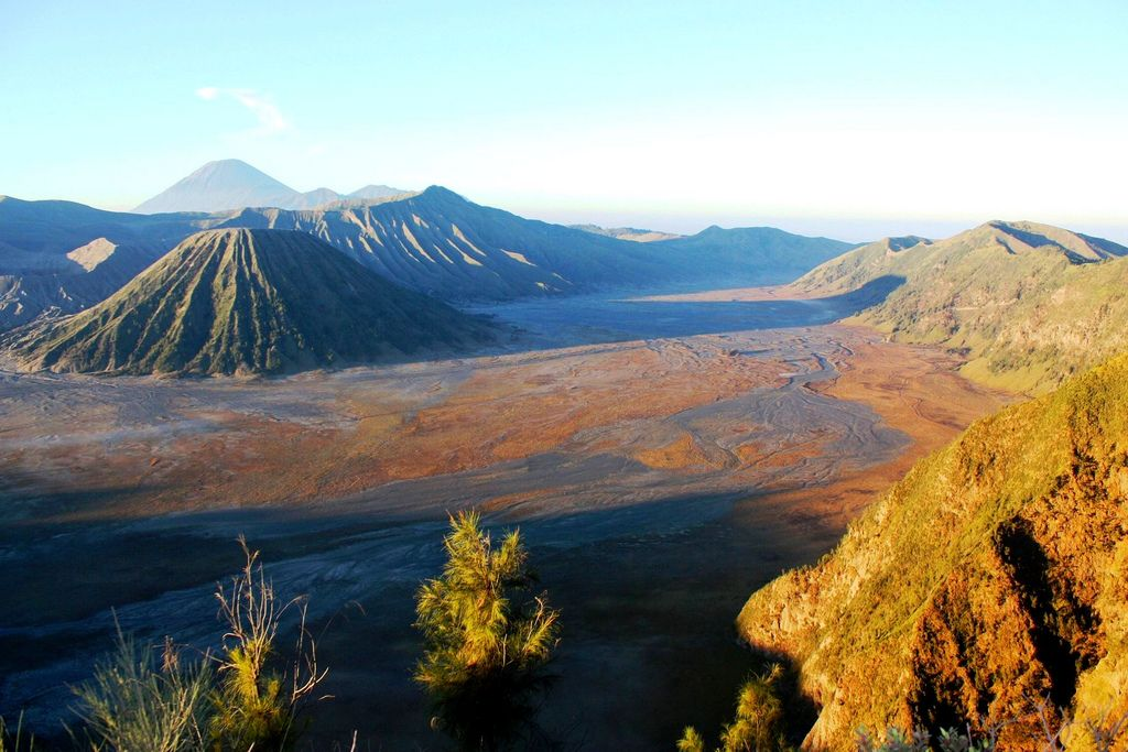 mount bromo9 The Magnificent Mount Bromo Volcano