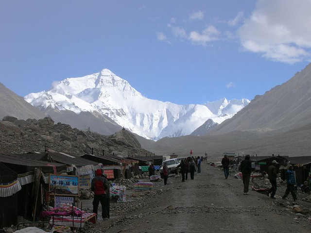 mount everest Mount Everest   Highest Mountain and Basecamp in the World