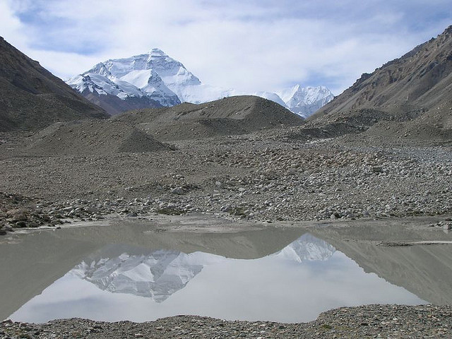 mount everest11 Mount Everest   Highest Mountain and Basecamp in the World