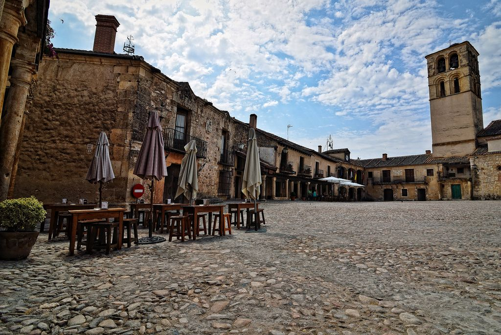 pedraza Pedraza in Spain   Traditional Spanish Countryside