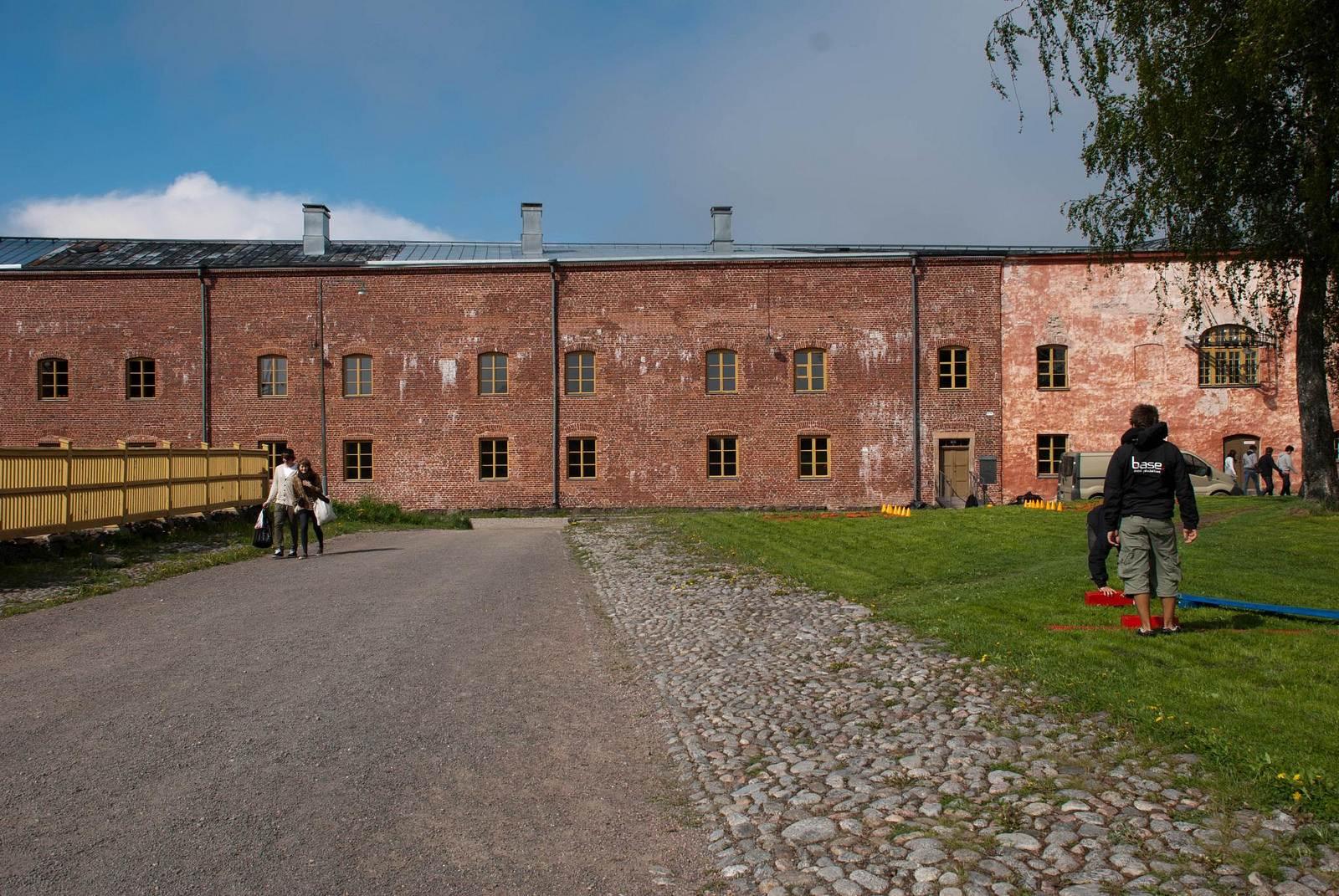 suomenlinna10 The Sea Fortress of Suomenlinna, Finland