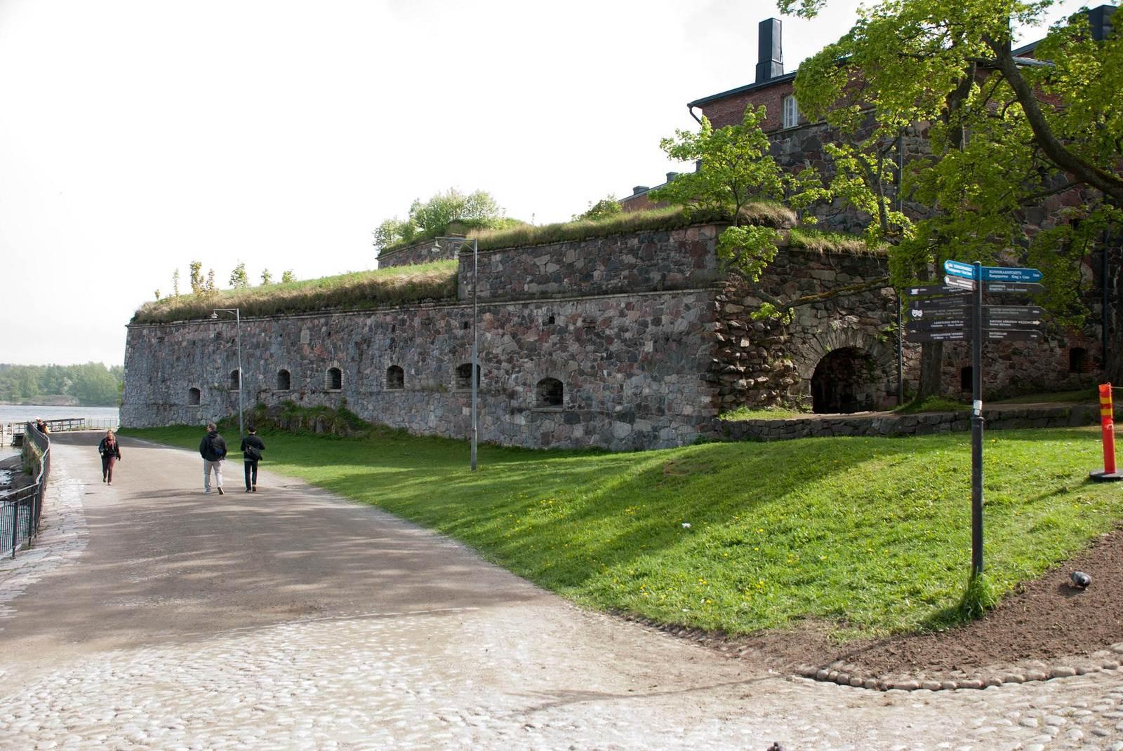 suomenlinna3 The Sea Fortress of Suomenlinna, Finland