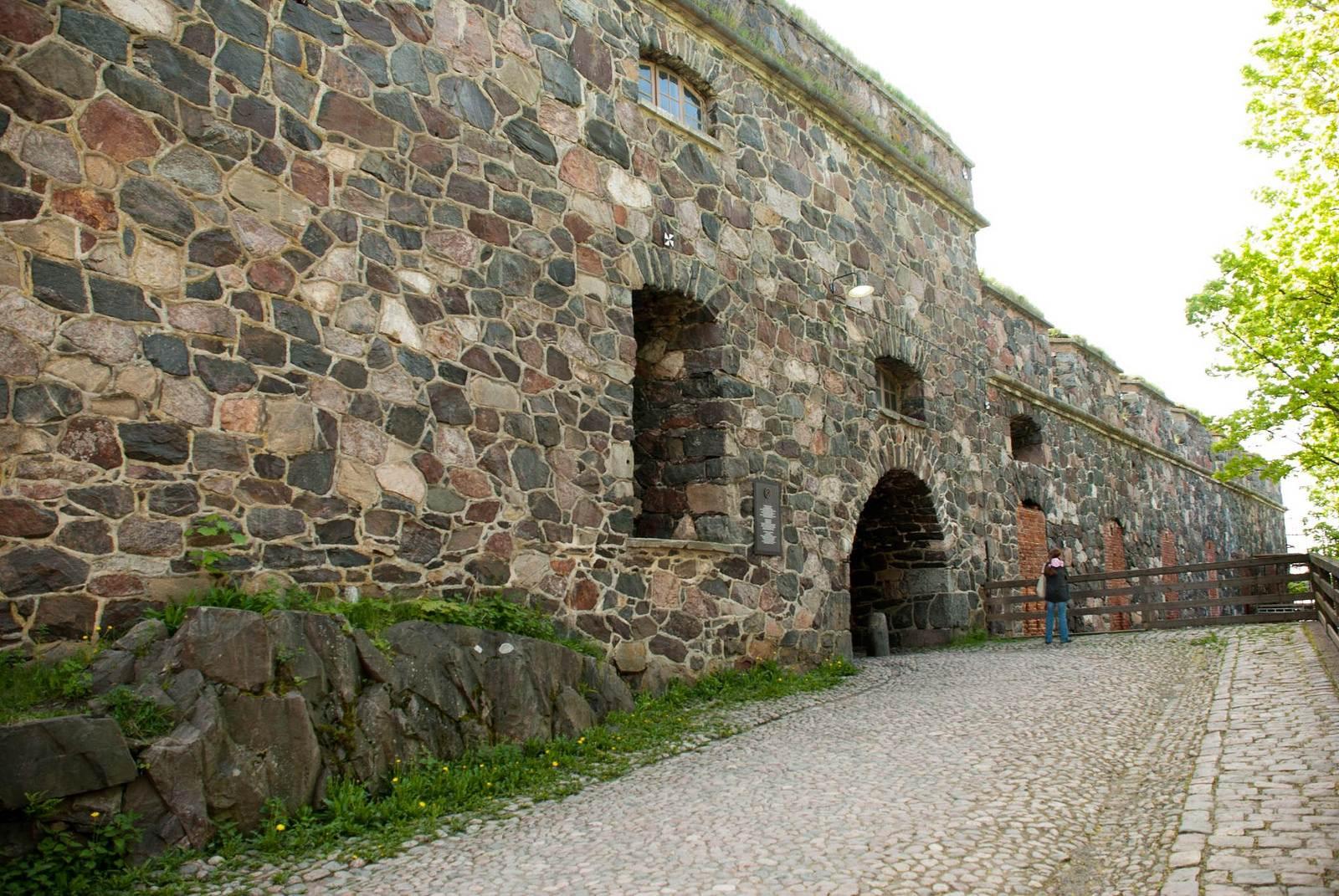 suomenlinna4 The Sea Fortress of Suomenlinna, Finland