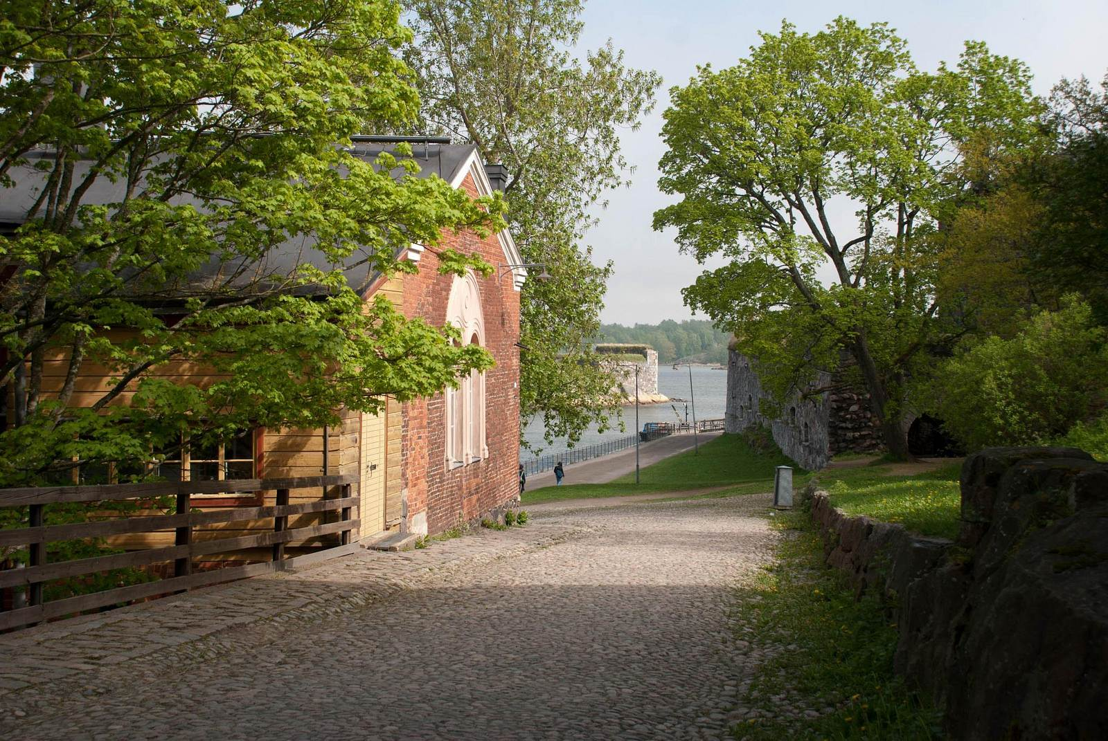 suomenlinna6 The Sea Fortress of Suomenlinna, Finland