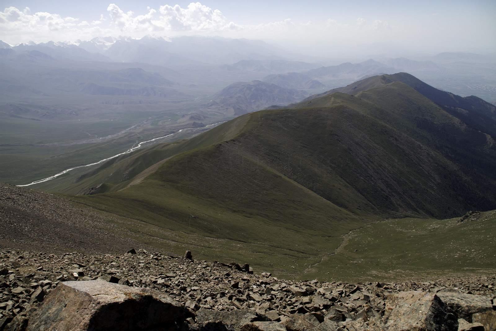 kyrgyzstan6 Visit Kyrgyzstan   Climbing Tastar Ata and Camping Issyk Kul lake