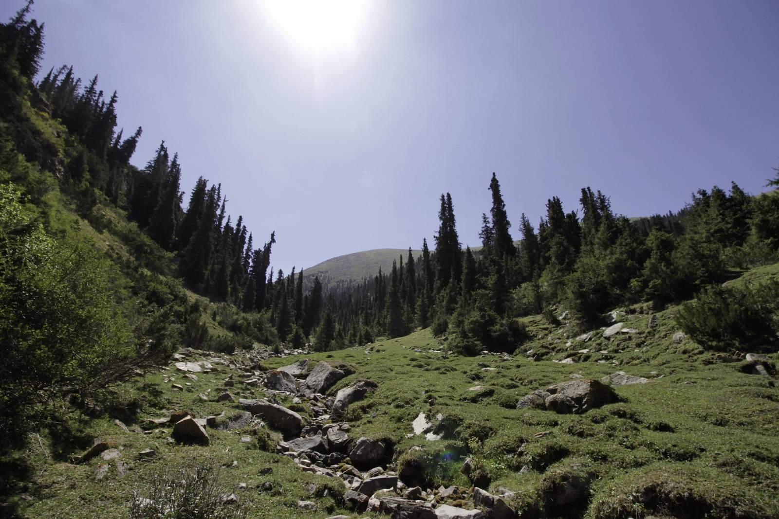 kyrgyzstan8 Visit Kyrgyzstan   Climbing Tastar Ata and Camping Issyk Kul lake