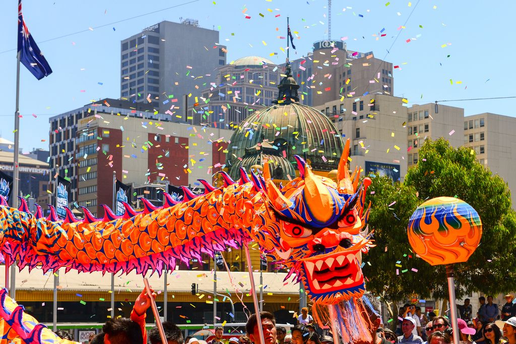 chinese new year Chinese Lunar New Year 2014, Melbourne Australia