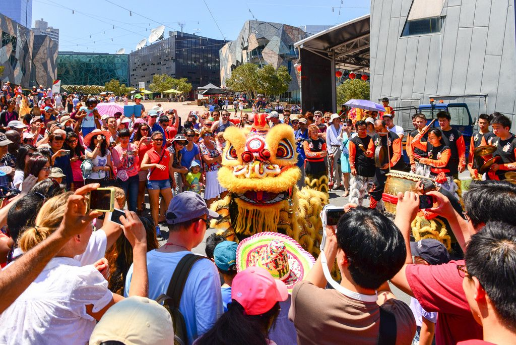 chinese new year6 Chinese Lunar New Year 2014, Melbourne Australia