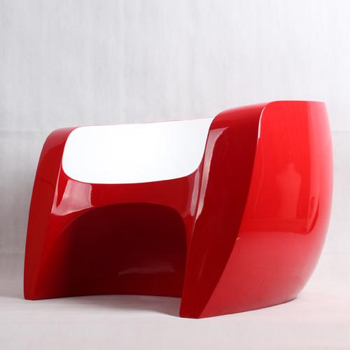 designer chairs2 Cool Fiberglass Furniture