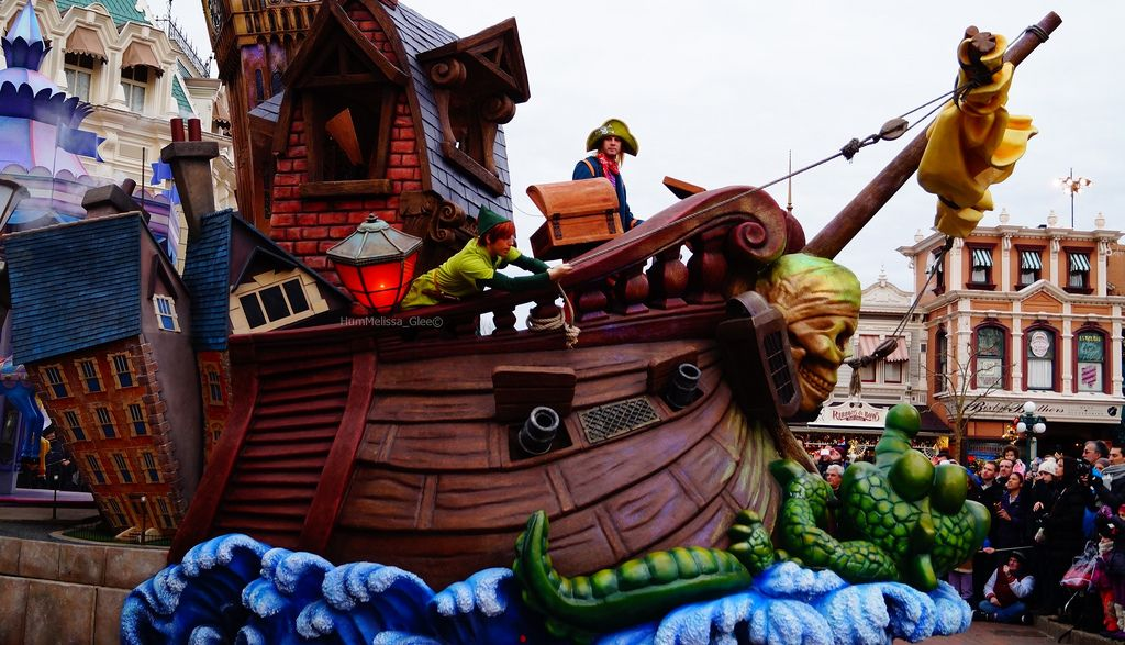 disneyland paris5 Disney Magic on Parade, Disneyland Paris