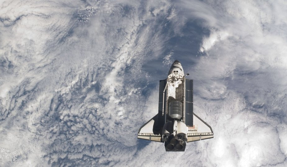 space shuttle3 Good Bye, NASA Space Shuttles