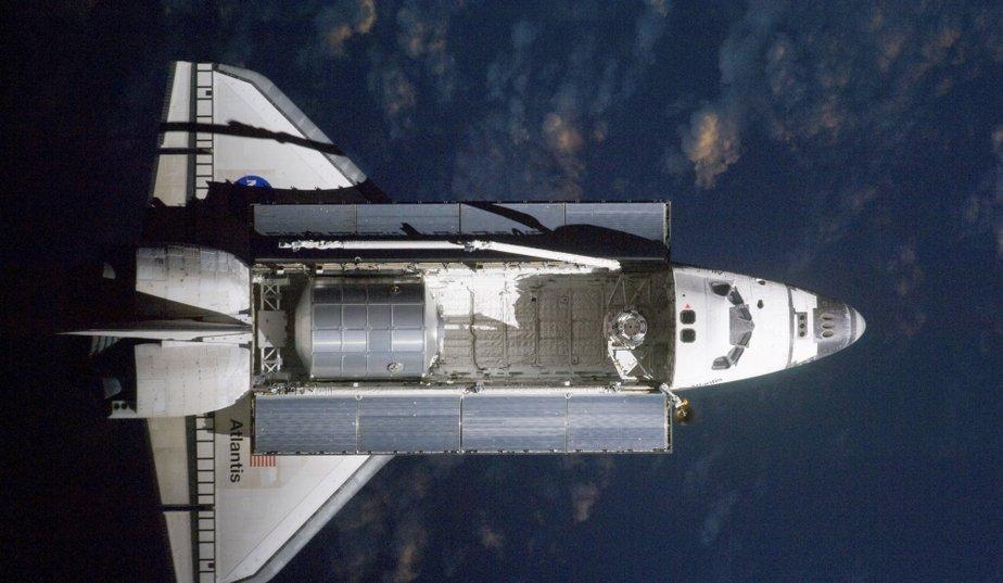 space shuttle4 Good Bye, NASA Space Shuttles