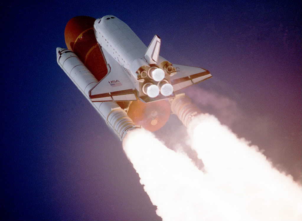 space shuttle5 Good Bye, NASA Space Shuttles