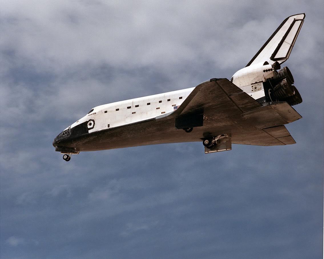 space shuttle6 Good Bye, NASA Space Shuttles