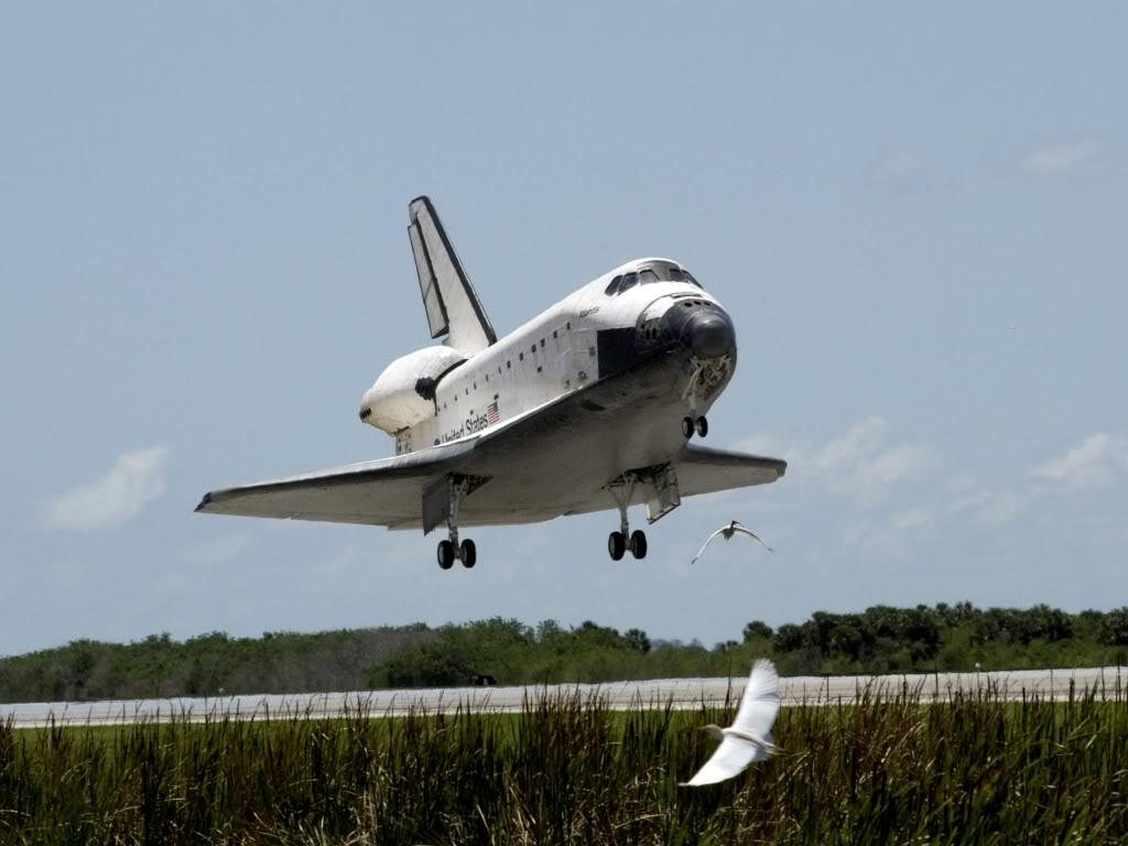 space shuttle7 Good Bye, NASA Space Shuttles