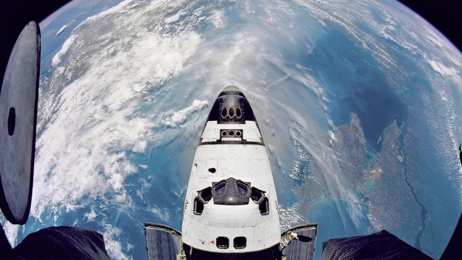space shuttle9 Good Bye, NASA Space Shuttles