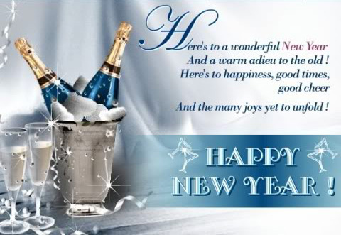 happy new year greetings Happy New Year Greetings